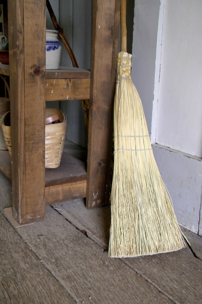 brooms-214717_1280 7-day spring cleaning challenge: Photo of broom