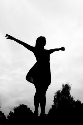 woman-558378_1280 Forgiveness: Women standing with arms wide open, free.